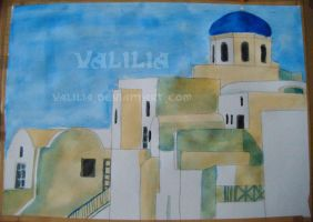Greece by valilia