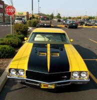 Buick GS-X IV by tundra-timmy