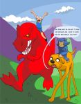 Adventure Time With DD and MB by SeanMcFarland
