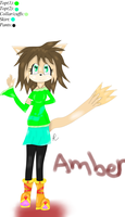 CE:Amber's outfit by toadettegal-tk