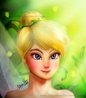 Tinkerbell by AkiraAlion