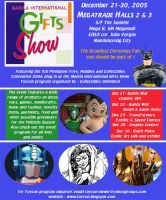Manila Int'l Gift Show by popazrael