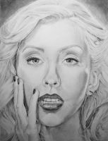Christina Aguilera by Nathalief87