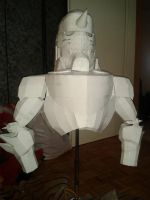 Alphonse Elric armor WIP by lorduria