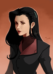Asami by OptionalTypo
