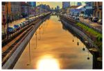 Heimat XII - Naviglio Sunset by Doublecrash