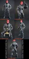 Custom Red Hood Action Figure by KyleRobinsonCustoms