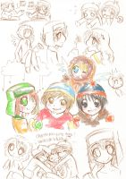 South Park: BFFs by BrokenDeathAngel