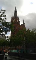 St. Pancras by Magdyas