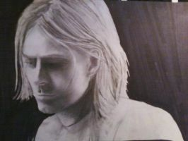 Kurt Cobain by Lovage666