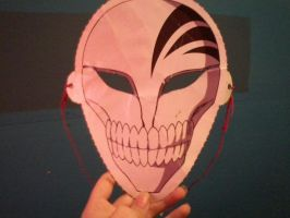 Ichigo's Hollow Mask by MagoichiX