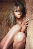 Cave girl new by Vitrage