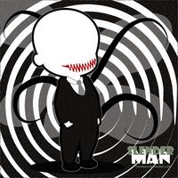 Slender Man by iveinbox