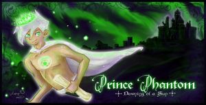 DoaS: Prince Phantom by DreamaDove93