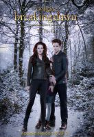 Breaking dawn part 2 fan poster by YlianaKapella-Neidon