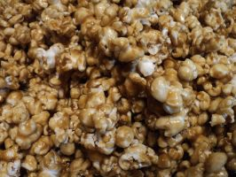 caramel corn by Brookette
