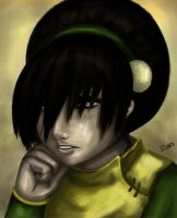 Toph rocks my world by AurumEstPotestas
