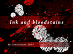 Bloodstain brushset by comicanton