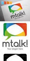 Logo Mtalk by artgh