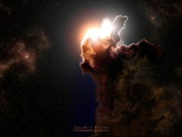 Jacobs Pillar by ralasterphecy