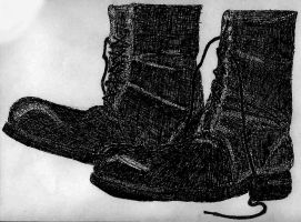 Boots by Grotesque-smile