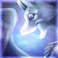 AT: .: Night Flight :. by SillyTheWolf