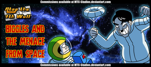 AT4W: Biggles and the Menace from Space by MTC-Studio