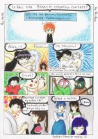 Ranma+InuYasha CROSSOVER comic by Mei-moon