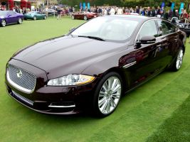 UK cars 2010 Jaguar XJL by Partywave