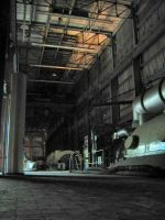 Power plant. by DivineSpiral