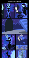 Past Sins: Mother of a Nightmare P16 END by SaturnStar14