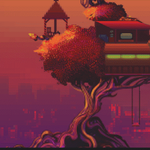 I Need More - the tree by outstarwalker