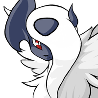 Mega Absol by Hedgehogger