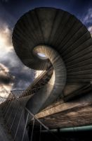 Stairway to heaven by Blazko