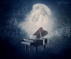 Moonlight Sonata by frozenmistress