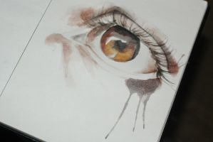 eye by BellucaZ