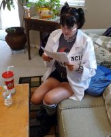 """Abby Sciuto"" cosplay by Rogue428"