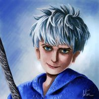 jack frost by fonon83