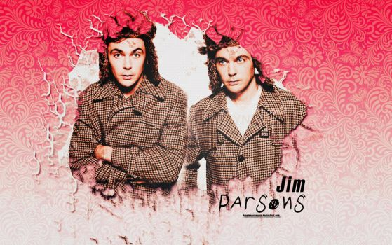 Jim parsons wallpaper 7 by HappinessIsMusic