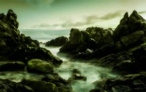 This Rocky Coast 5 by welshdragon