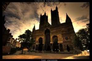 Lincoln Cathedral by photographicsam