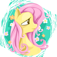 Flower Flutter by maltese101