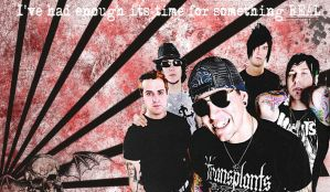 Avenged Sevenfold Wallpaper by xcookie-paradex