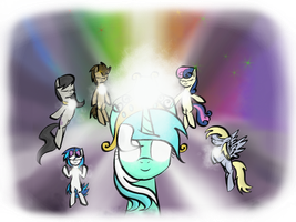 Elements of Harmony by TimeyWimeyWhooves