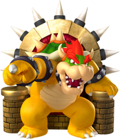 Bowser Mario Party Island Tour wallpaper by DryBowzillaJP
