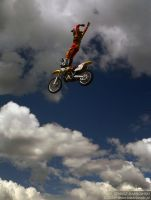 Flying High 4 by Dhante