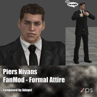 Piers Nivans FanMod Formal Attire by Adngel