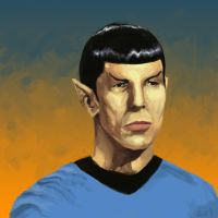 Spock by mahons