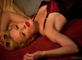 Pin Up - Ruby - 2 by PhotosByPriapus