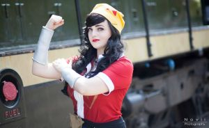 DC | We can do it! by suspencecosplay
